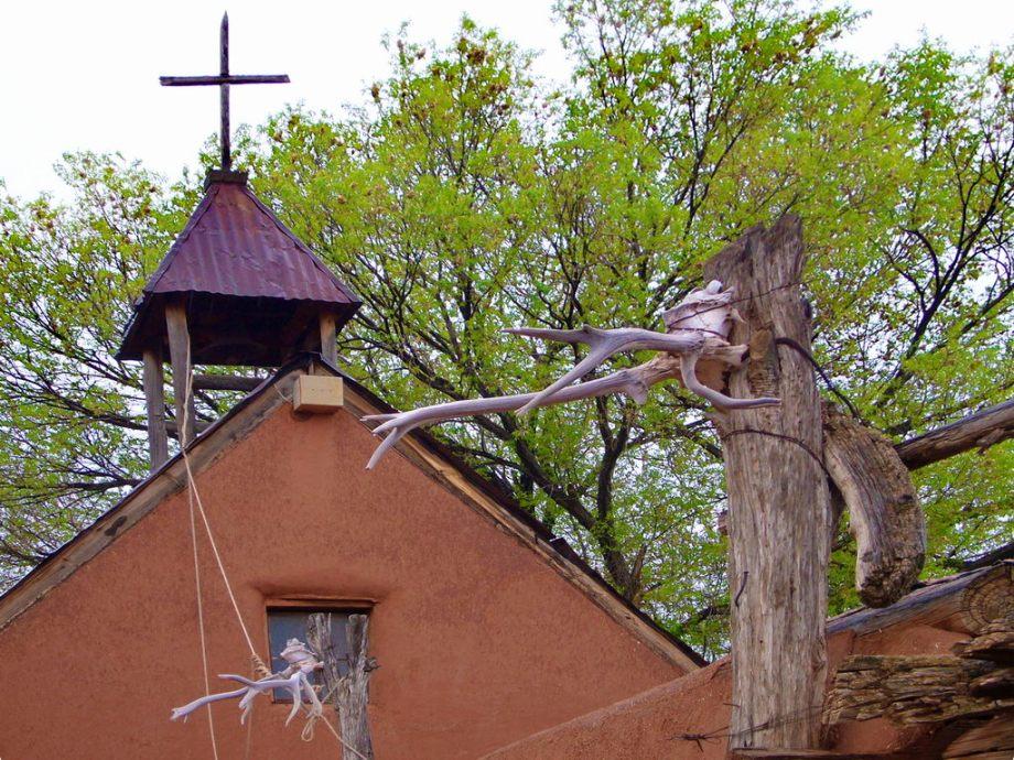 Chapel at Las Golondrinas