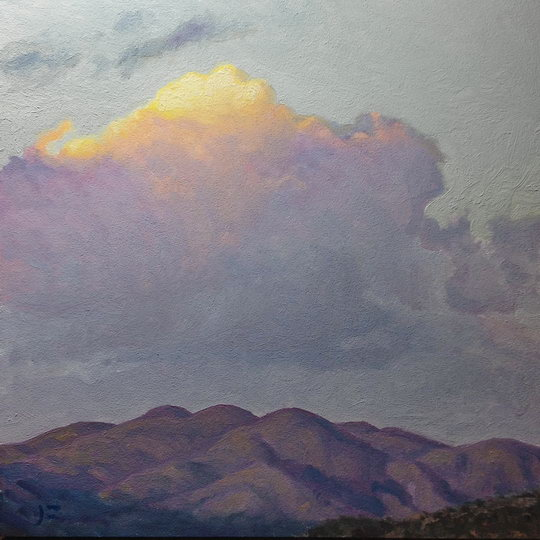 Cloud Over the Sangres