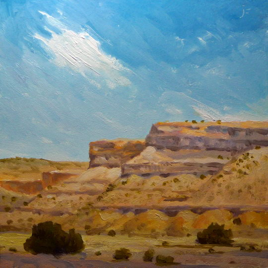 Sand Hills, NM