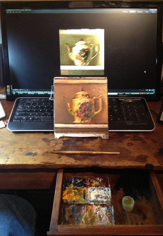 Teapot Setup