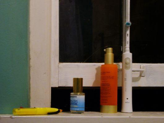 Bathroom Mondrian