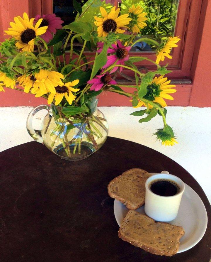 Breakfast Bouquet