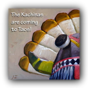 The Kachinas are Coming