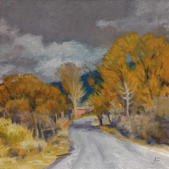 End of Autumn, Arroyo Seco