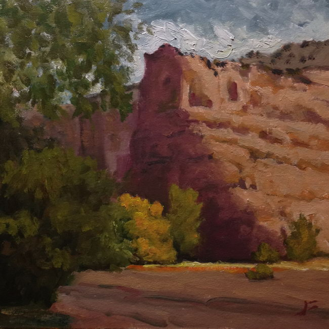 Evening, Canyon de Chelly