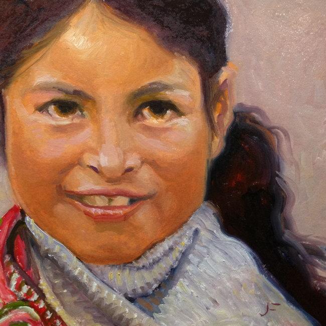 Peruvian Smile